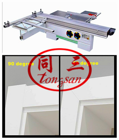 Precision Cutting Machine Plastic Product Length Cutting Machine 45 Angel Cutting Machine Plastic Cutter