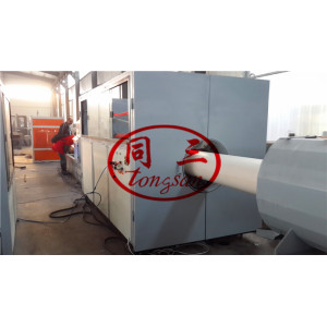 200-400mm CPVC UPVC Tube Extrusion Line Plastic Pipe Machine PVC Pipe Machine Manufacturer