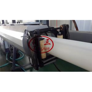 Plastic Extrusion machine pipe pvc water tube making machine