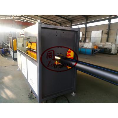 Plastic Plumbing Pipe Extrusion Machine / PPR Plumbing Pipe Making Machine