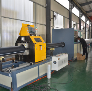 PPR Fiber Glass PIpe Making Machine for Water Supply
