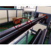 HDPE polyethylene pipe making machine / HDPE pipe production line manufacturer