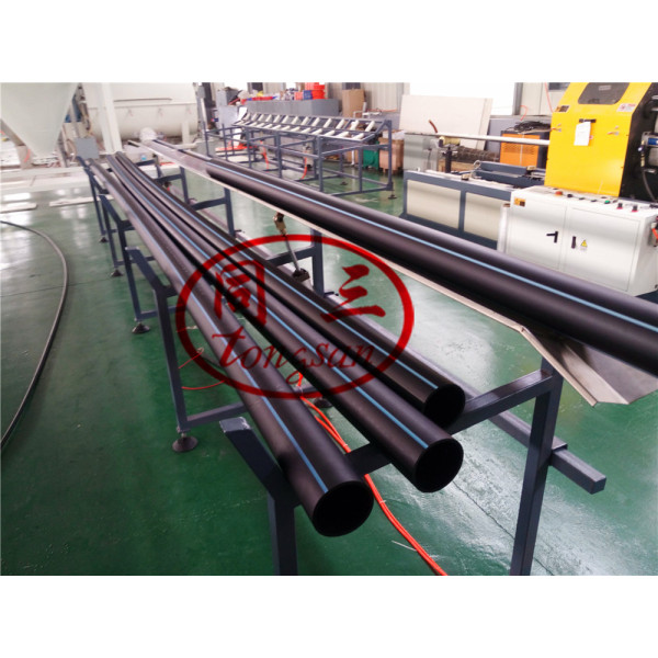 20-110mm Water Supplying Plastic HDPE PP Pipe Extrusion Machine Plastic Pipe Machine Manufacturer