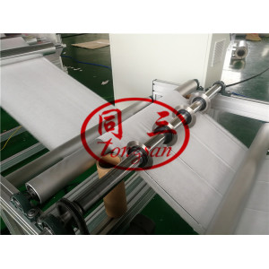 SJ 65 Single Screw Extruder Pp Melt Blown Non Woven Fabric Making Machine PP Melt Blown Fabric Machine
