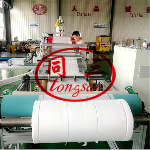 PP Melt Blown Non Woven Fabric Extrusion Machine PP Melt Blown Fabric Machine
