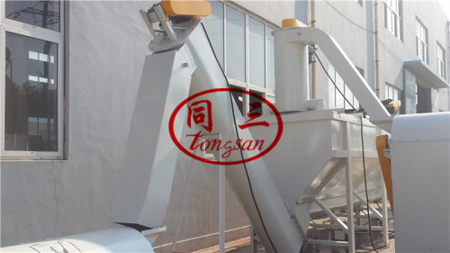 Plastic Recycling Machine /PP PE Wastage Crushing And Washing Cleaning Machine