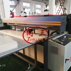 PP Corrugated Plastic Sheet Box Making Machine