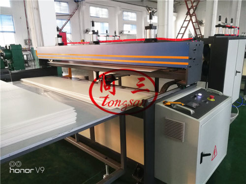 plastic roof sheet making machine /roofing sheet making machine /screw and barrel for plastic extruder machine