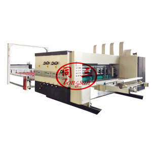 Flat Die Cutting Machine for Carton, Cartonplast, PP Corrugated Sheet