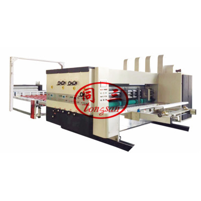 Flat Die Cutting Machine for Carton, Cartonplast, PP Corrugated Sheet