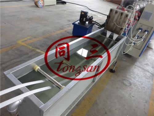 PP strap band packing belt manufacturing making machine extruder