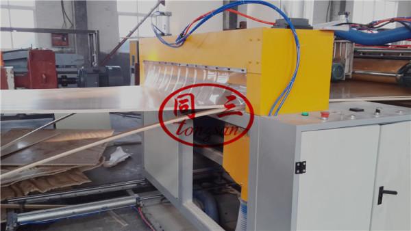 High quality PVC WPC celuka foam board making machine