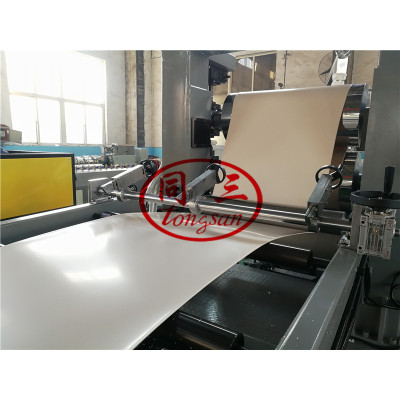 Edge Banding Making Machine for Furniture Table Door Board /pvc strip edge banding tape making machine