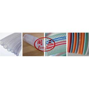 Good quality PVC Transparent Hose Machine manufacture price soft PVC spiral hose making machine