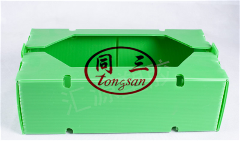 Is the hollow board suitable for the seafood box of fishery industry?