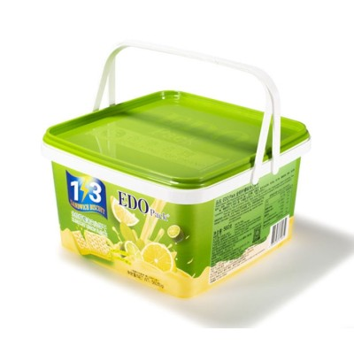 Biscuit and snack storage container(with handle)
