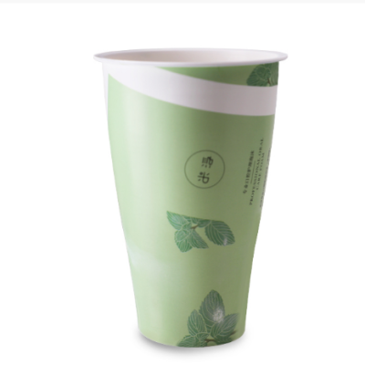 curved cup
