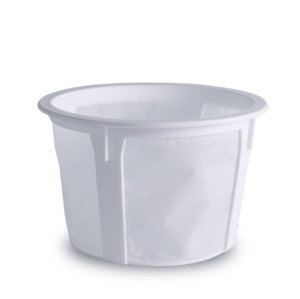 Cup holder with filter paper