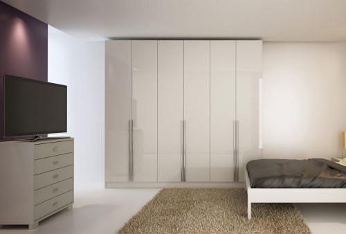 الخشب الرقائقي الحديثة خزانة في غرفة نوم للبيع