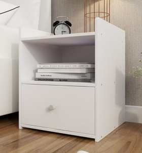 Wooden bedside table night cabinet with drawers for sale