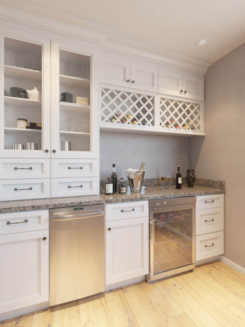 بيت خشبي حديث غرفة مؤن خزانة مجموعة للبيع