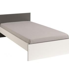 Apartamento barato simple cama de madera contrachapada de madera en venta