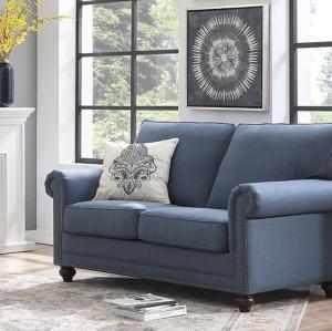 غرفة المعيشة المنزل ثلاثة مقاعد النسيج أريكة الاقسام