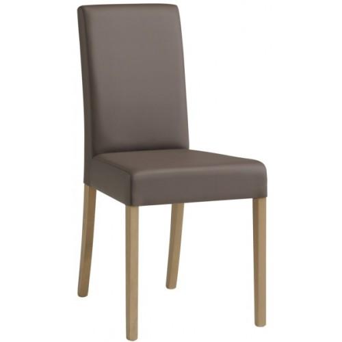 مشروع منزل حديث بسيط كرسي خشبي الطعام