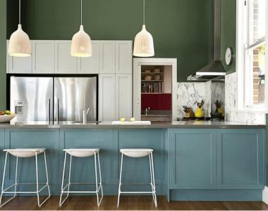 Trending Kitchen Wall Colors Choice