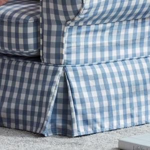 مجموعة أريكة الأطفال النسيج الكلاسيكي النمط الأمريكي للبيع
