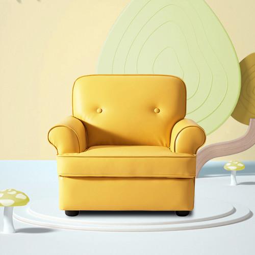 الجملة الأصفر بو الترفيه الأطفال أطفال أطفال أريكة للبيع