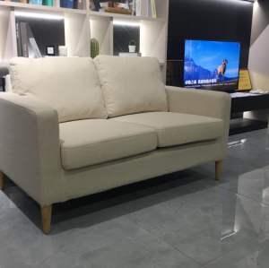 تصميم أريكة قماش رخيصة دينار كويتي للبيع مع تركيب بسيط