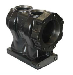 Air compressor housing