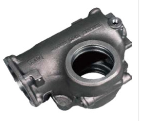 Steering gear housing