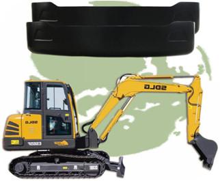 Excavator counterweight