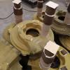 Sobre los defectos y métodos de mejora en el proceso de desarrollo de piezas de fundición dúctil