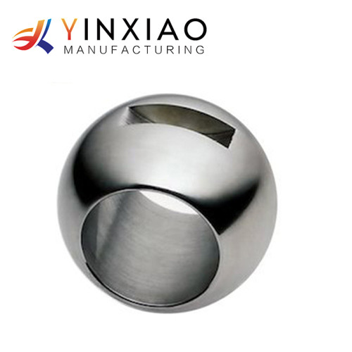 Custom High Precision Centrifugal casting Stainless Steel Parts For Ball Valve
