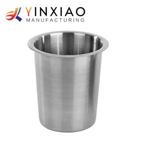 Piezas centrífugas de encargo del bastidor del acero inoxidable de la alta precisión para el cilindro