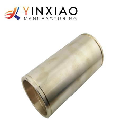 Custom High Precision Brass/Tin Bronze Centrifugal Casting Parts For Bearing Bushing