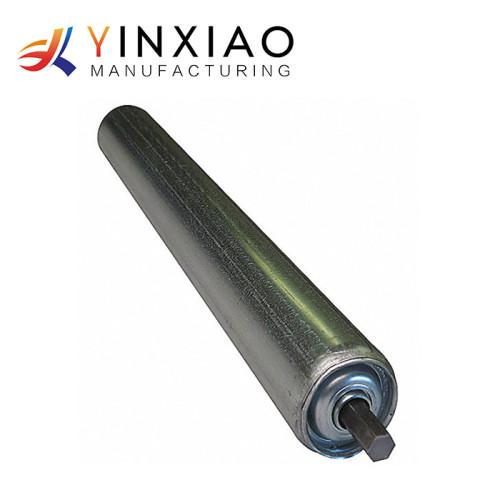 Piezas de fundición centrífugas de acero inoxidable de alta precisión personalizadas para rodillos transportadores