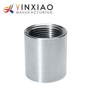 Piezas centrífugas de encargo del bastidor del acero inoxidable de la alta precisión para el acoplamiento del tubo