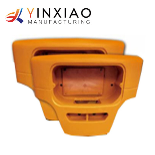 OEM High Precision Vacuum Casting Parts for Forklift Counterweight