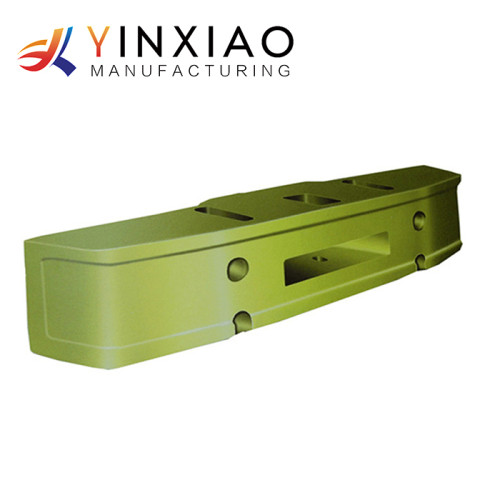 OEM High Precision Vacuum Casting Parts for Forest Logging Counterweight