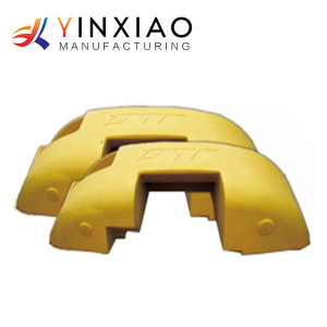 OEM High Precision Vacuum Casting Parts for Aerial Work Truck Counterweight