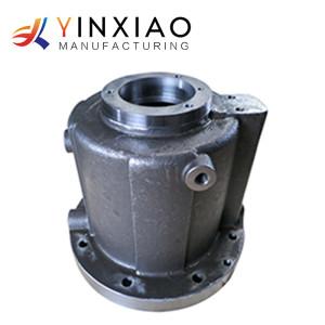 Piezas de fundición en arena OEM de precisión para piezas de maquinaria industrial