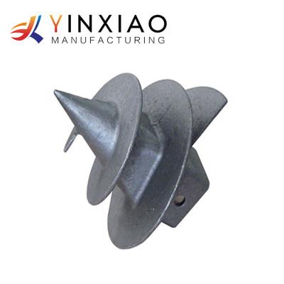 Piezas de fundición de hierro de acero de alta calidad personalizadas para maquinaria de construcción y maquinaria de minería
