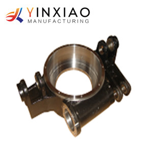 Customized High Quality Steel Iron Machinery Casting Parts for Earth moving Machinery