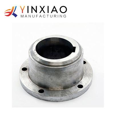 Piezas de torneado de acero inoxidable de alta precisión para equipamiento médico