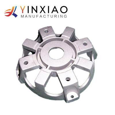 Piezas de mecanizado CNC de aluminio precisas personalizadas para ingeniería de maquinaria