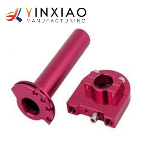 Pieza que trabaja a máquina del CNC del aluminio de la precisión de encargo para las piezas de la nave del componente de la industria